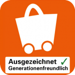 Generationenfreundliche Einkaufswagen