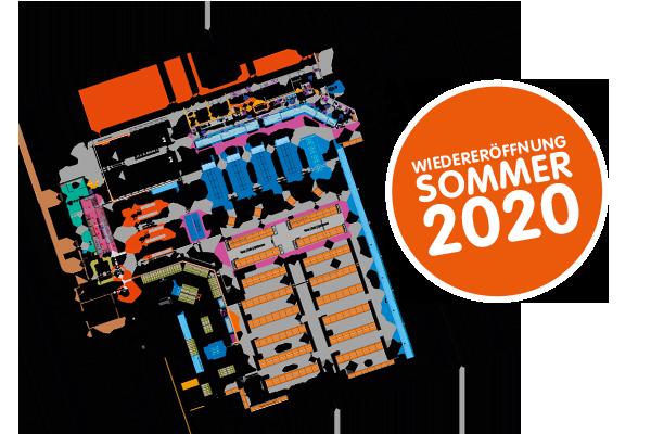 Wiedereröffnung Sommer 2020